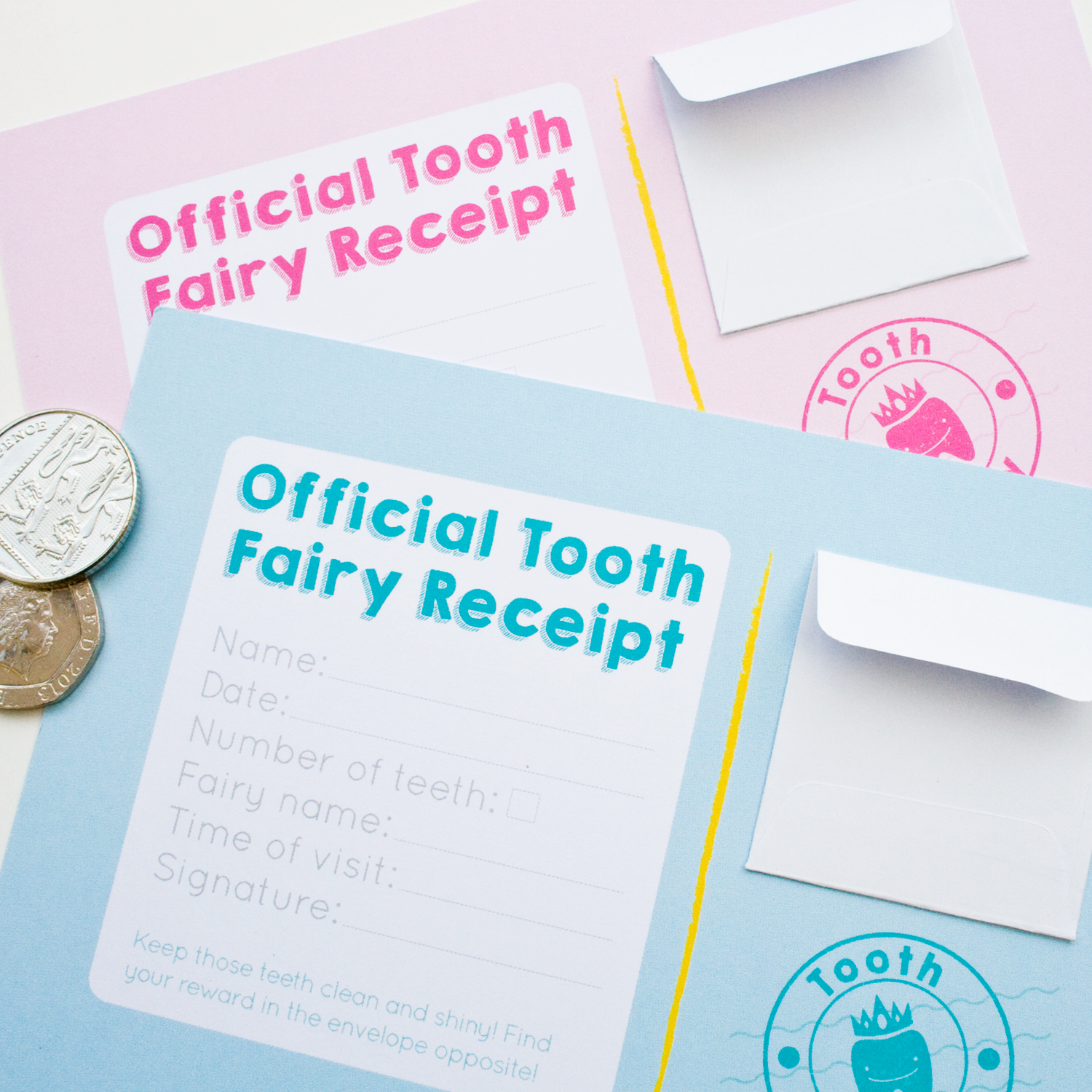 image relating to Tooth Fairy Stationary referred to as Fairy Stationary Joanne Hawker